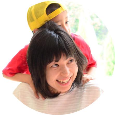 育児と仕事を両立しています - 福岡県 Seaside salon様