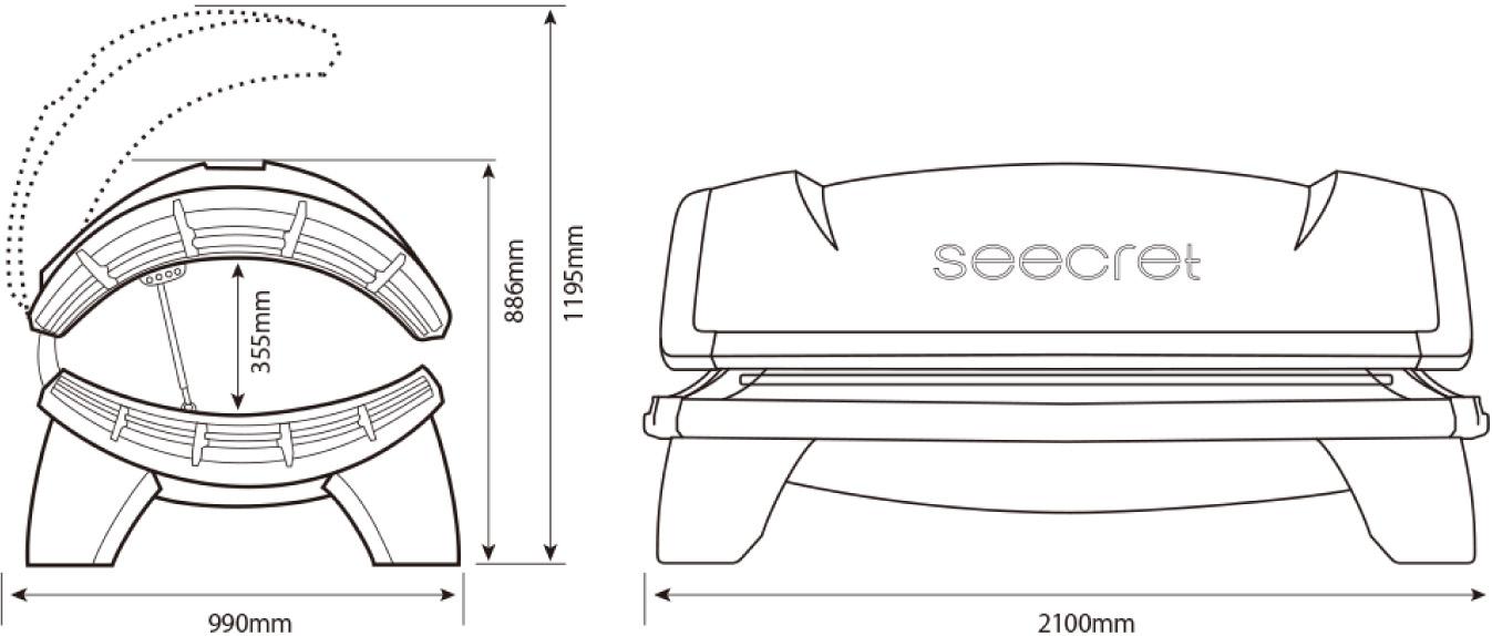 Seecret(シークレット) C200 | スペック・仕様
